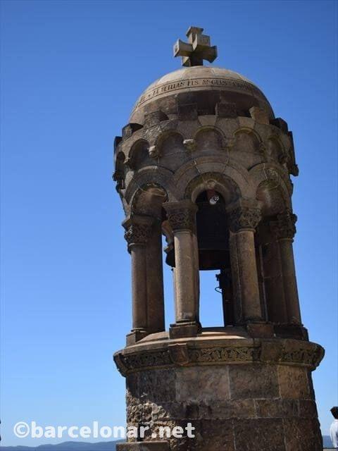 ティビダボ教会の鐘