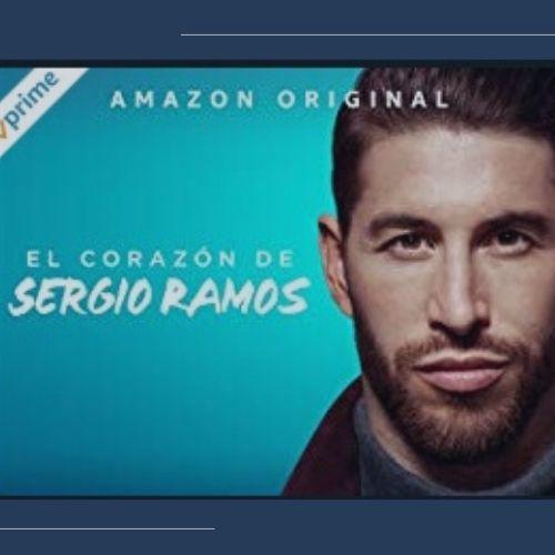 Amazonプライムビデオ・セルヒオラモス