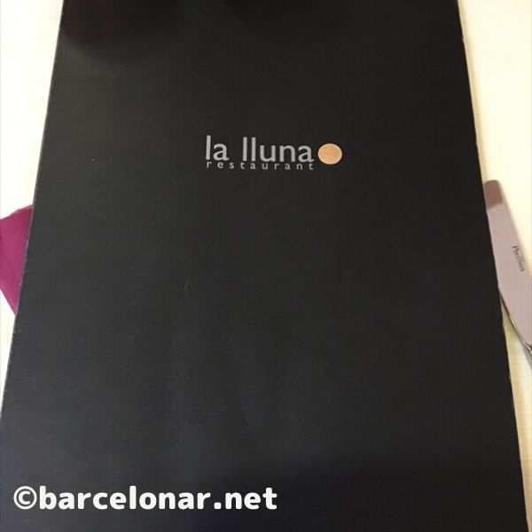 バルセロナのレストラン(ラ・ジュナ)