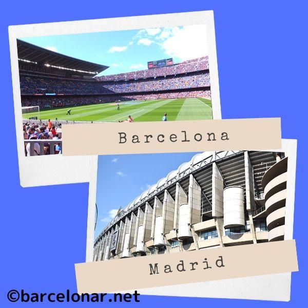 スペインへの新婚旅行・サッカー観戦