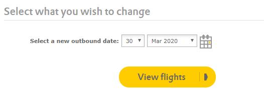 ブエリング航空のキャンセル・変更方法