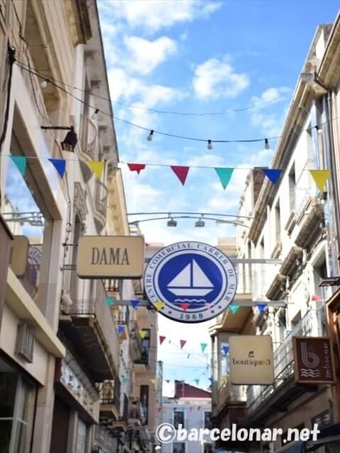 バルセロナのおすすめビーチ・バダロナ観光・マル通り